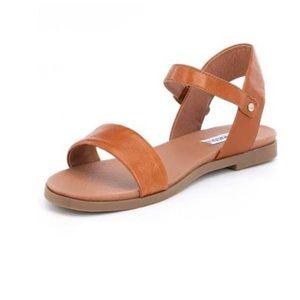 Steve Madden Dina Tan Sandals Size 9M